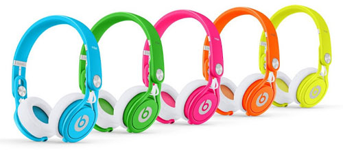 Beats Mixr 2013 Neon Colors