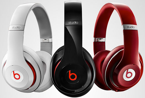 All New Beats Studio by Dr. Dre