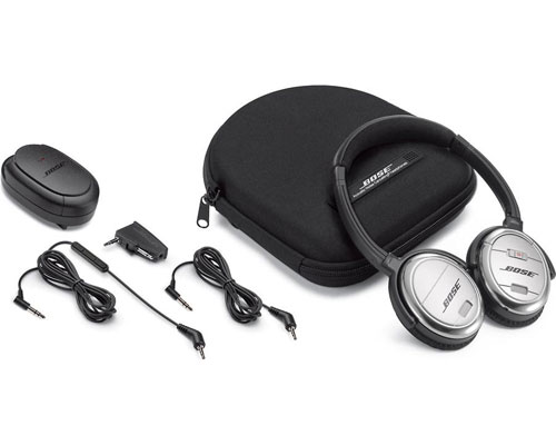 Bose QuietComfort 3 with Included Accessories
