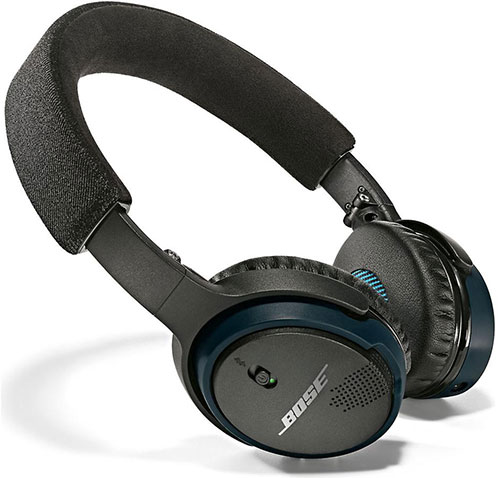 Bose SoundLink Wireless Bluetooth On-Ear Headphones