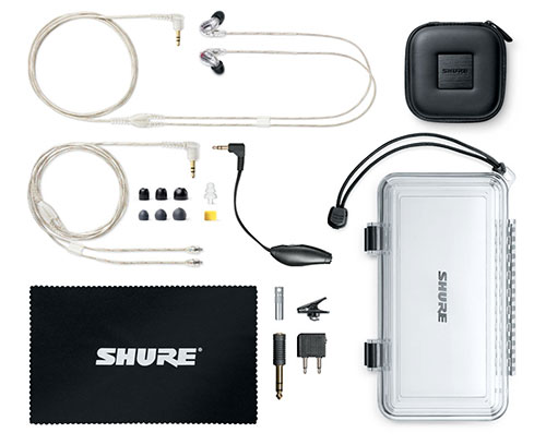 Shure SE846 Sound-Isolating Earphones