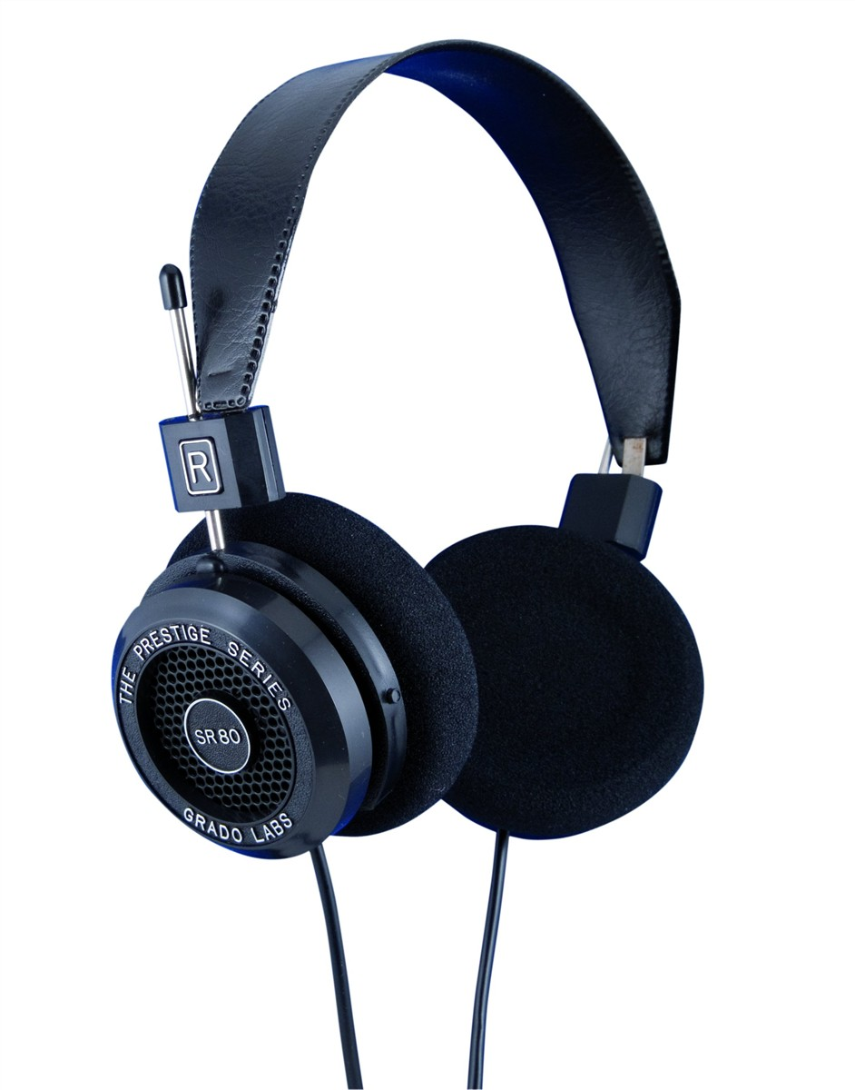 Grado SR80i On-Ear Headphones
